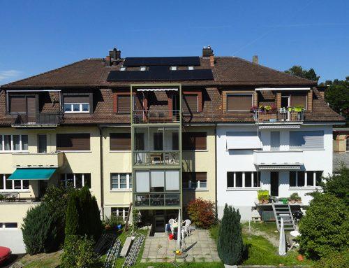 Building – Zürich